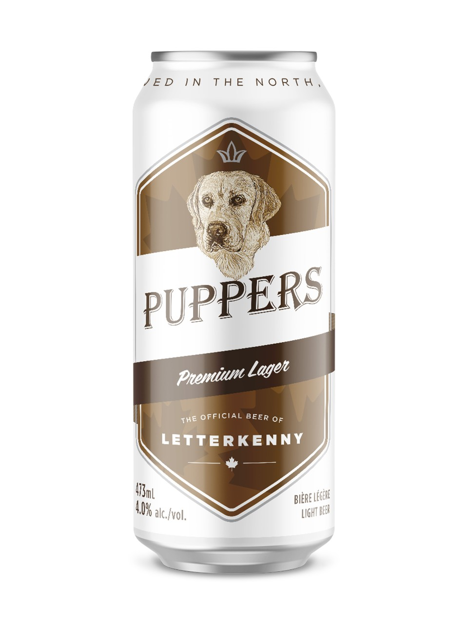 Stack Brewing Puppers Premium Lager