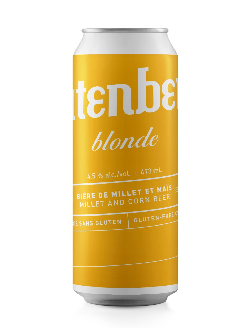 Image for Glutenberg Blonde from LCBO