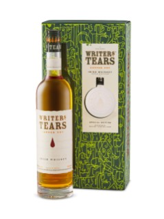 Writer's Tears Cooper Pot Gift Pack with 2 Glasses