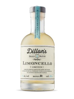Dillon's Small Batch Distillers Limoncello