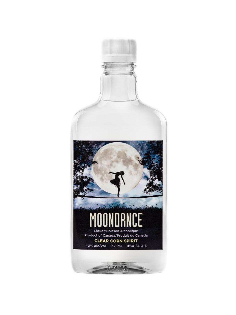 Moondance Clear Corn Spirit from LCBO