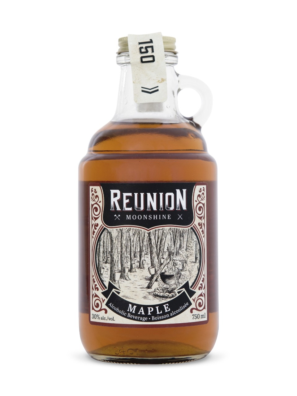 Image for Reunion Maple Moonshine from LCBO