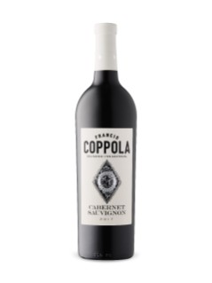 Francis Coppola Diamond Collection Ivory Label Cabernet Sauvignon