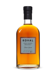 Whiskey Koval Single Barrel Four Grain Biologique