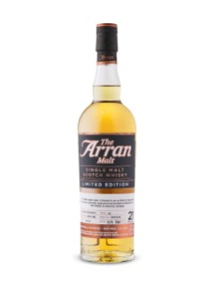 The Arran Limited Edition Single Cask 20-Year-Old Single Malt Scotch Whisky