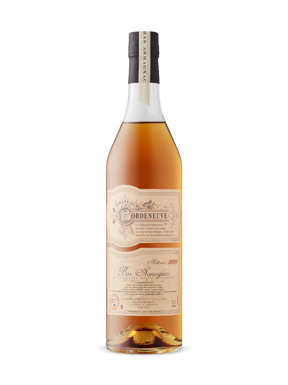 Chateau de Bordeneuve Armagnac 2008 from LCBO