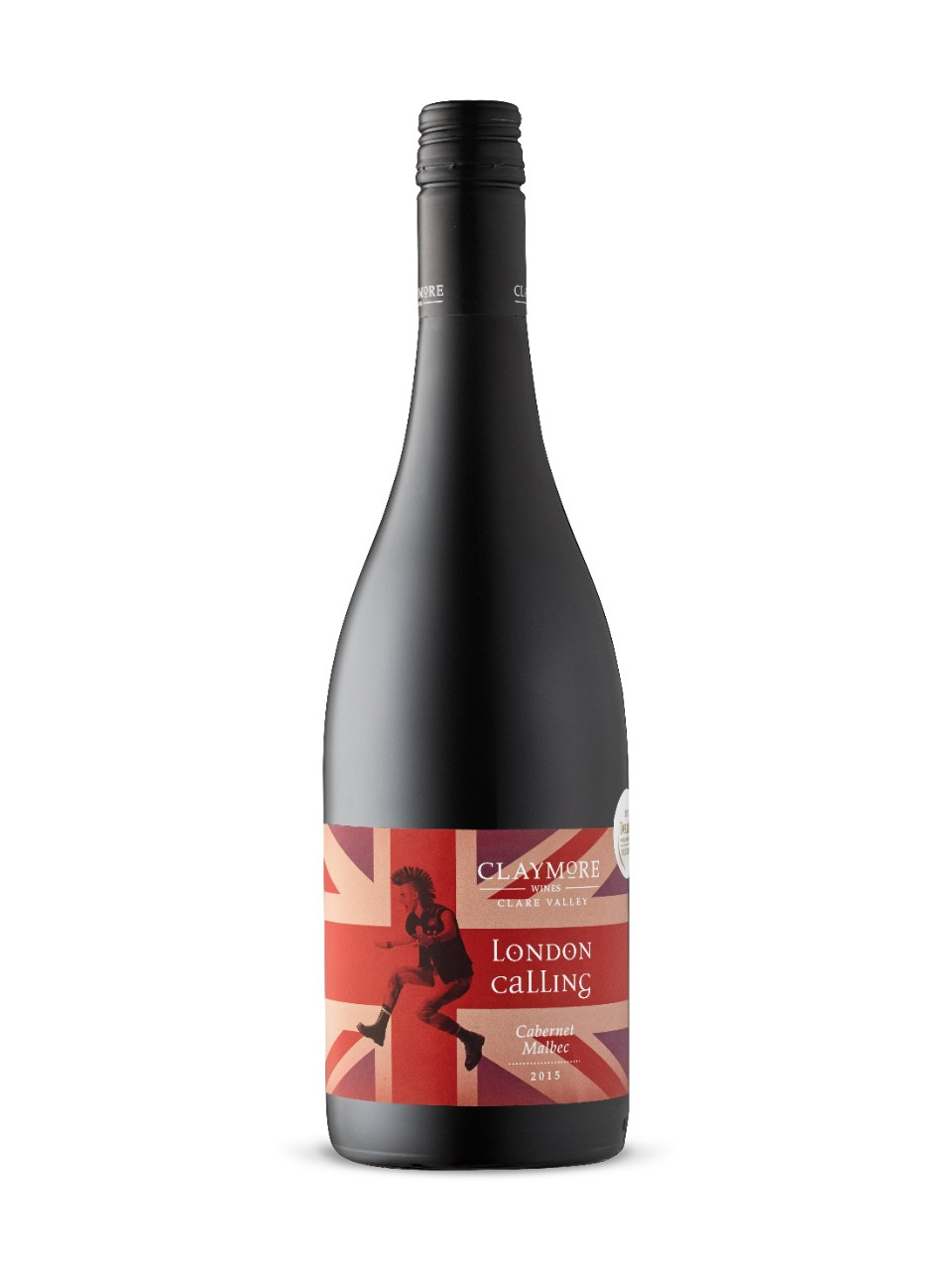Cabernet/Malbec London Calling Claymore 2015