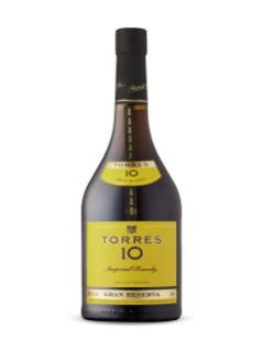 Torres Brandy 10 Year Old