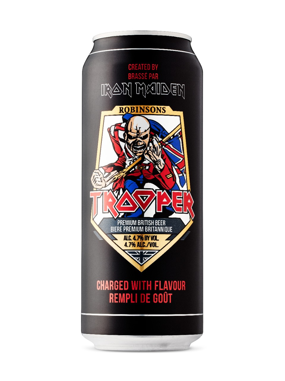 Image for Iron Maiden Trooper Ale from LCBO