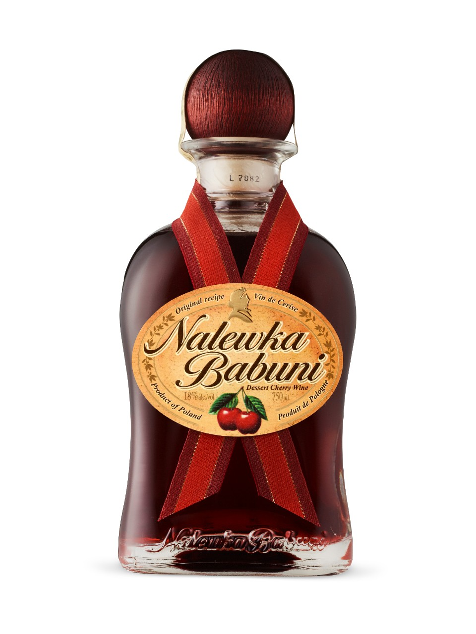 Image for Nalewka Babuni Cherry Gift Pack from LCBO