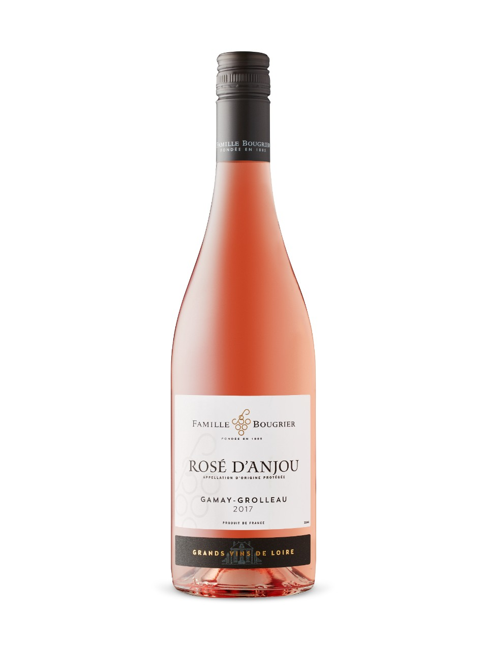 Image for Famille Bougrier Rose D'Anjou AOP 2017 from LCBO