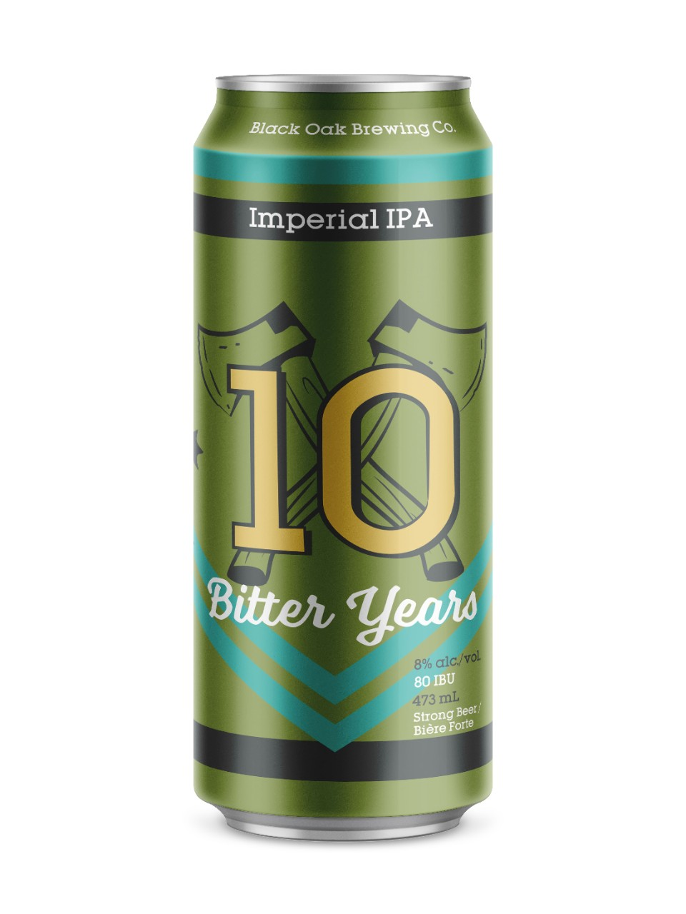 Image for Black Oak 10 Bitter Years from LCBO