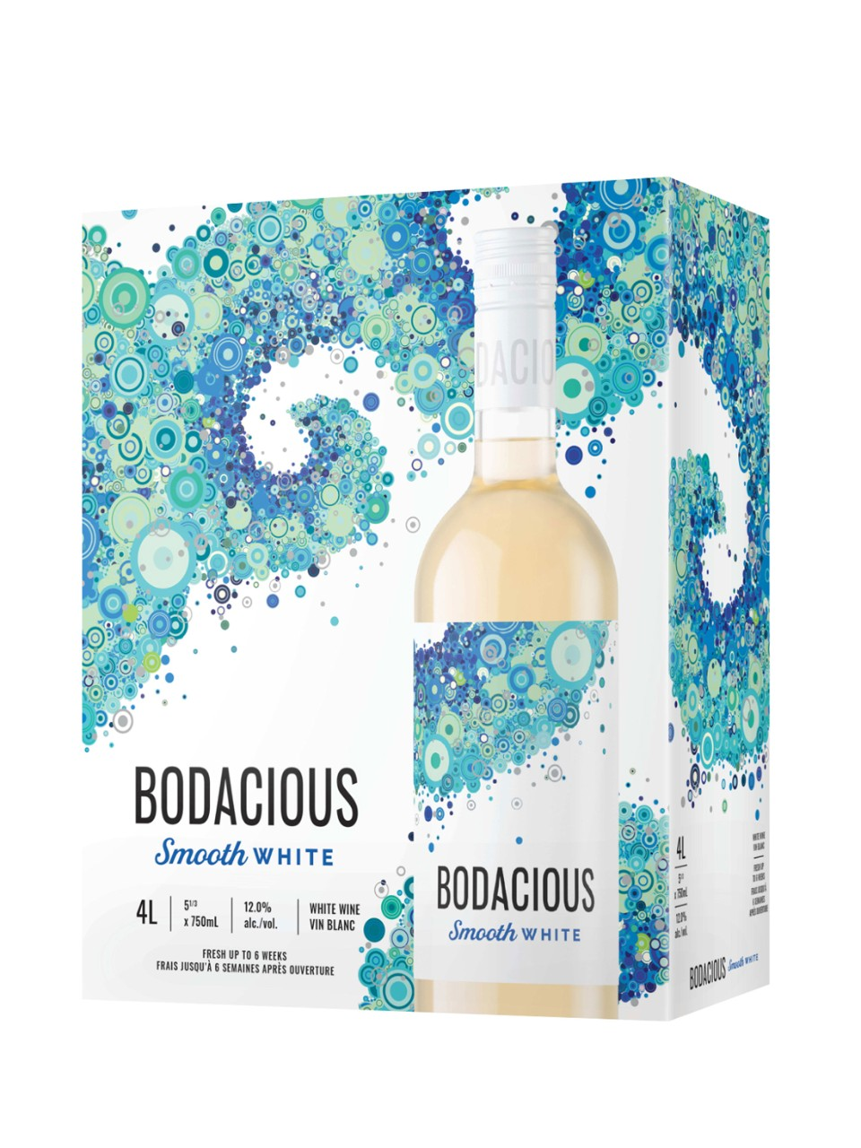 Image for Bodacious Smooth White from LCBO