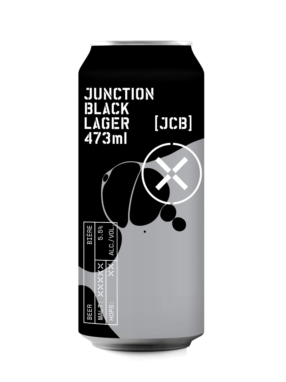 Image for Junction Craft Brewing Junction Road Black Lager from LCBO