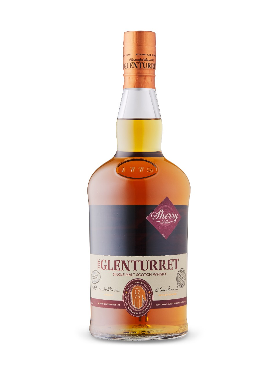 The Glenturret Sherry Cask Edition from LCBO