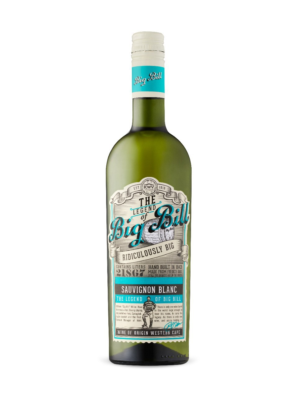 Image for Big Bill Sauvignon Blanc from LCBO