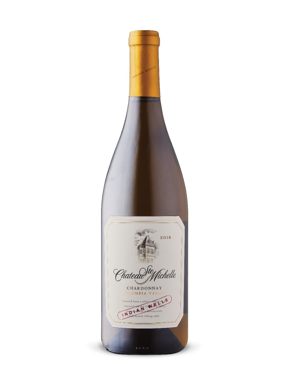 Image for Chateau Ste. Michelle Indian Wells Chardonnay 2016 from LCBO