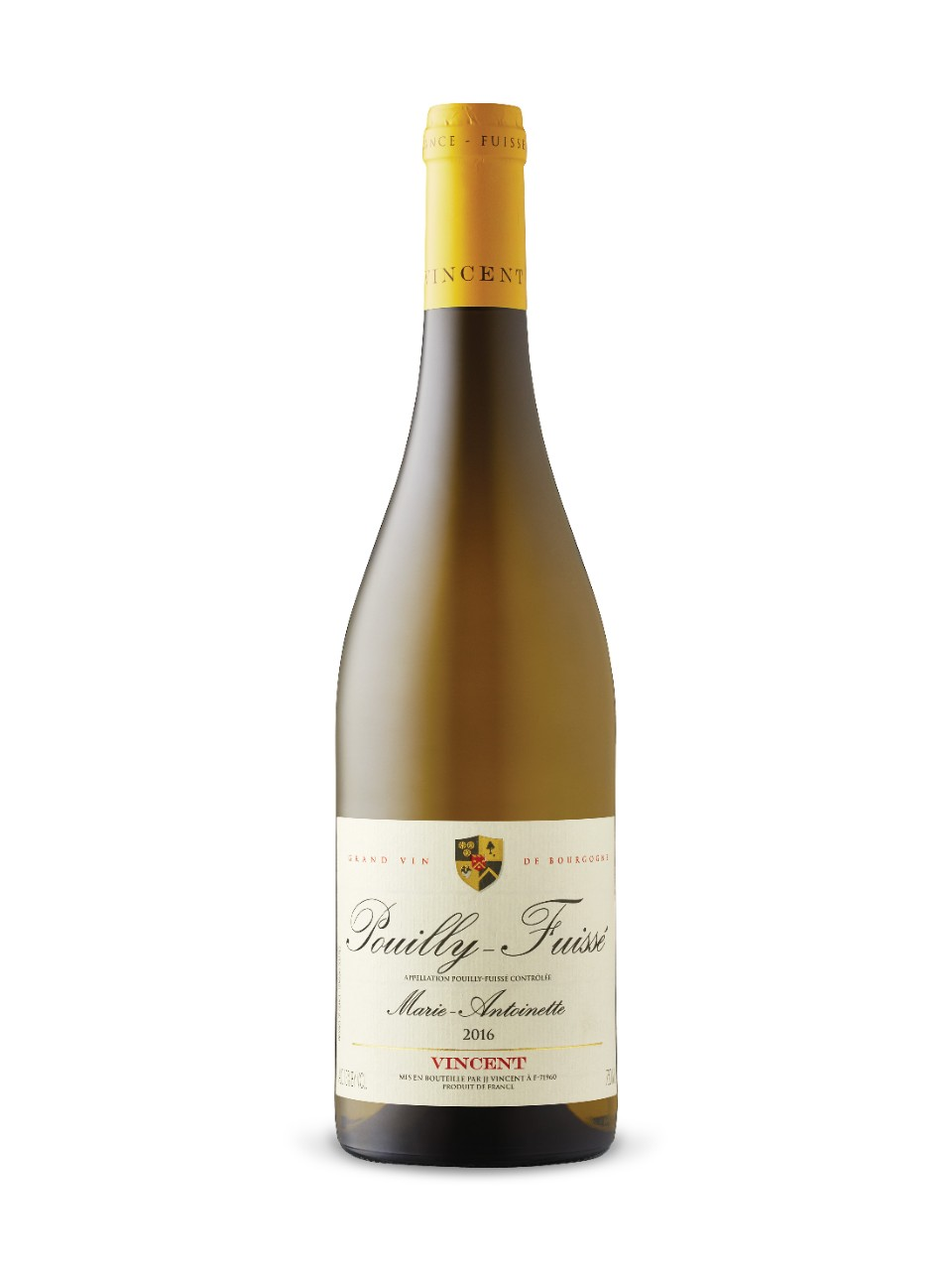 Image for J.J. Vincent Marie-Antoinette Pouilly-Fuissé 2016 from LCBO