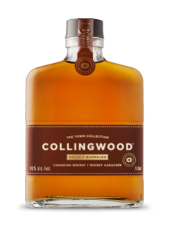 Whisky canadien Collingwood The Town Collection Double Barrelled