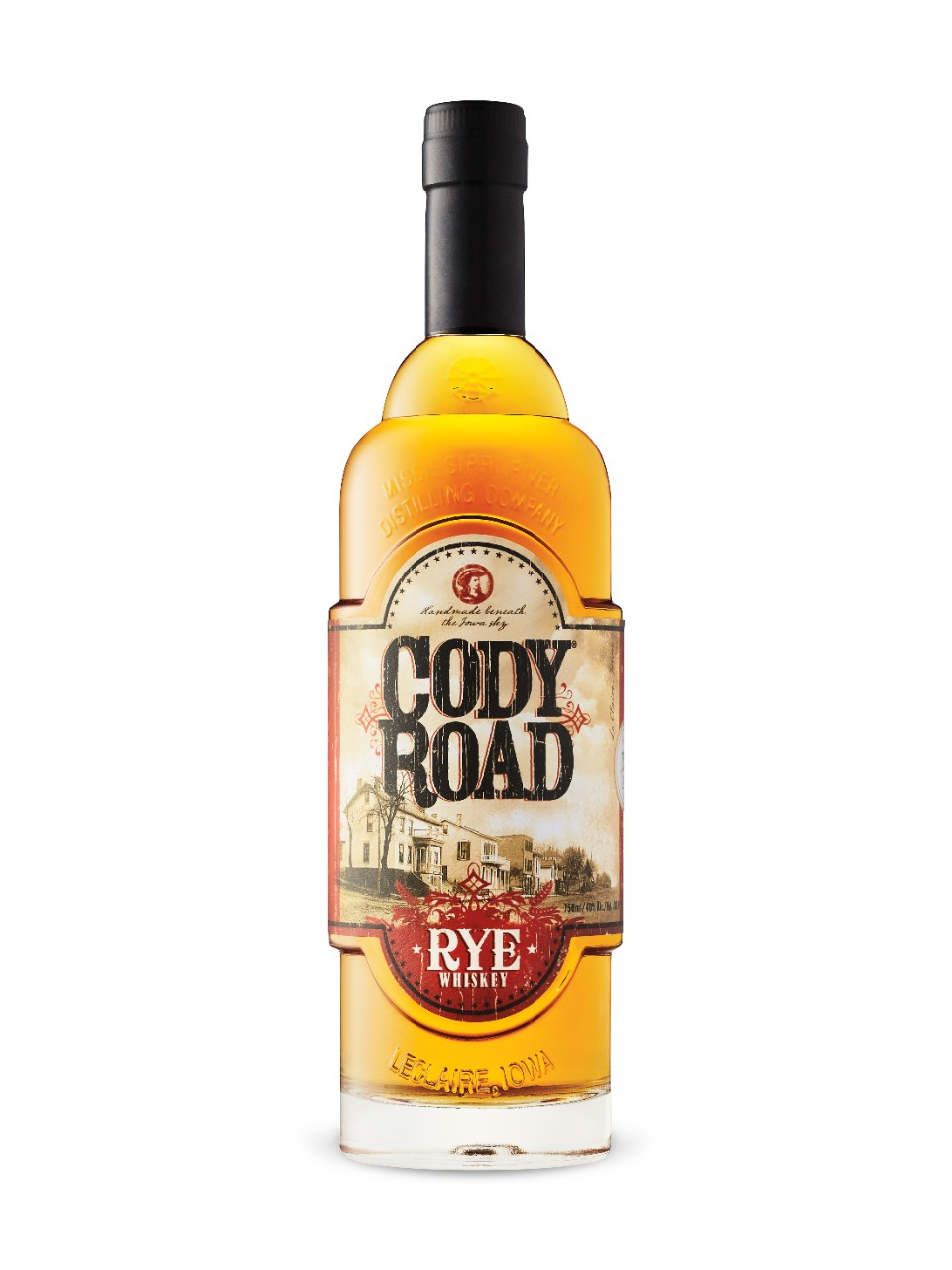 Image for Cody Road Rye Whiskey from LCBO