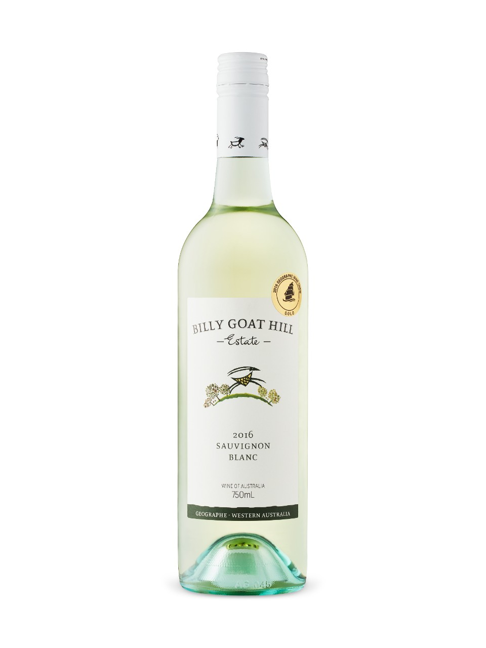 Billy Goat Hill Estate Sauvignon Blanc 2016
