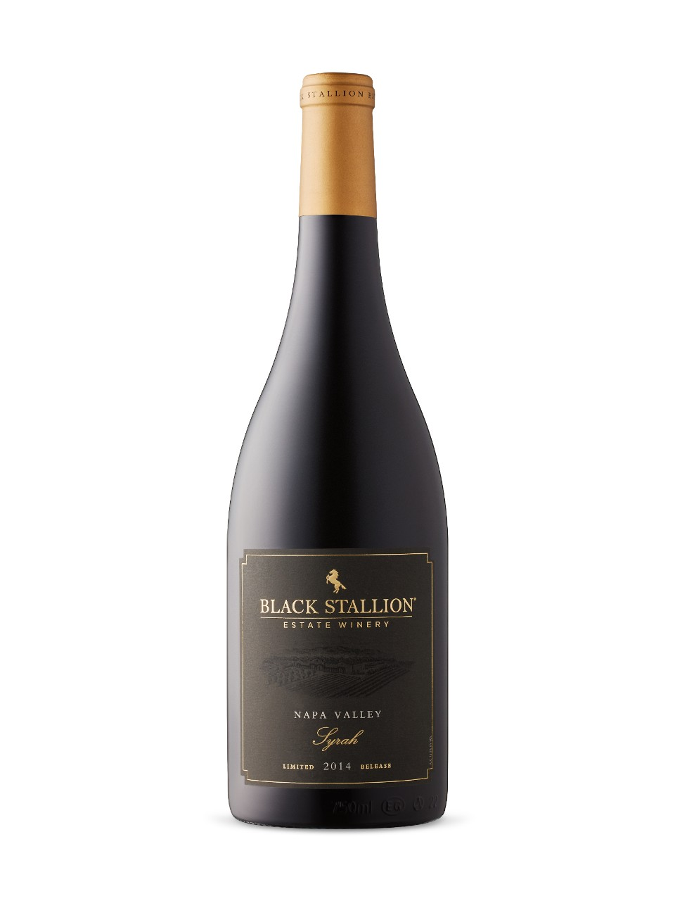 Image for Black Stallion Napa Valley Syrah 2014 from LCBO