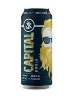 Forked River Capital Blonde Ale