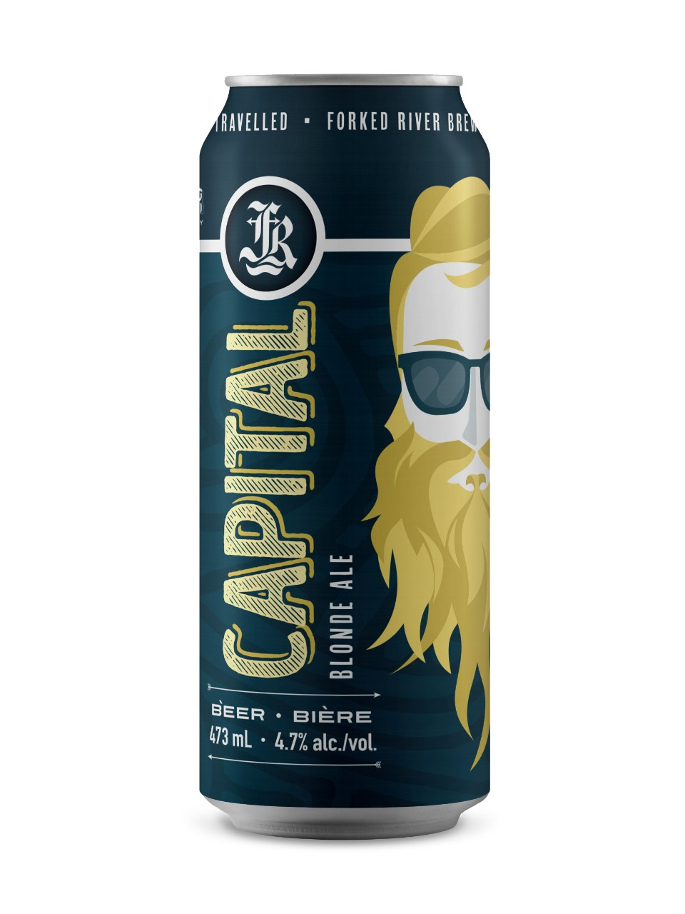 Image for Forked River Capital Blonde Ale from LCBO