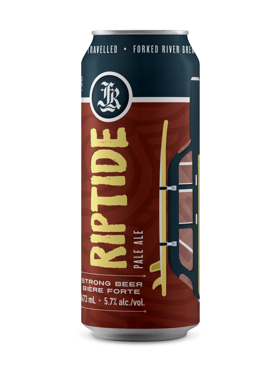 Image for Forked River Riptide Pale Ale from LCBO