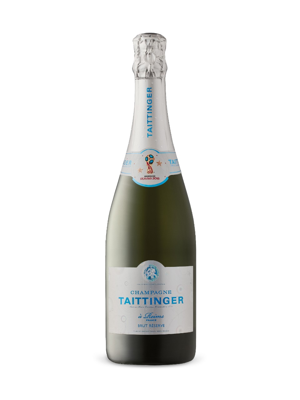 Image for Taittinger Brut Reserve FIFA World Cup 2018 Limited Edition from LCBO