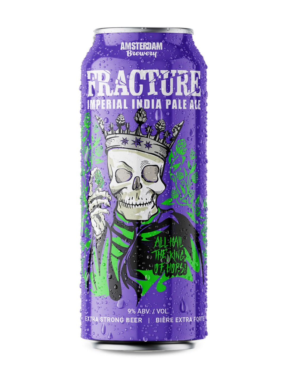 Amsterdam Fracture Imperial IPA