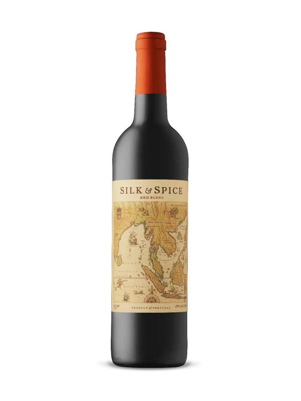 Image for Silk & Spice Red from LCBO