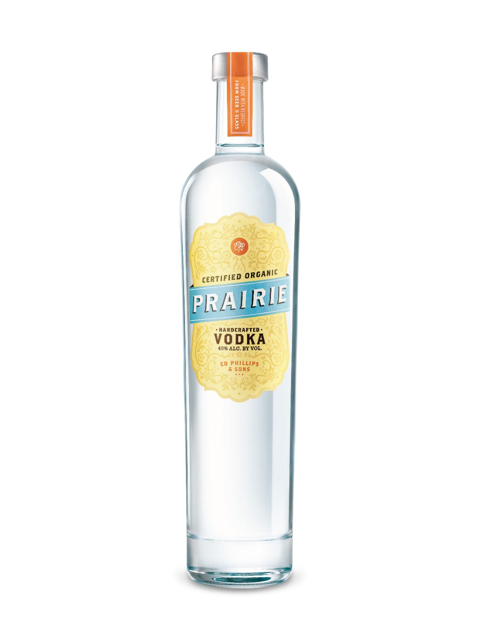 Image for Prairie Organic Vodka from LCBO
