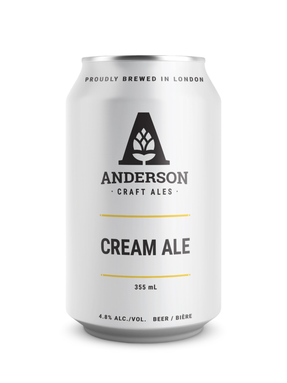 Image for Anderson Cream Ale from LCBO