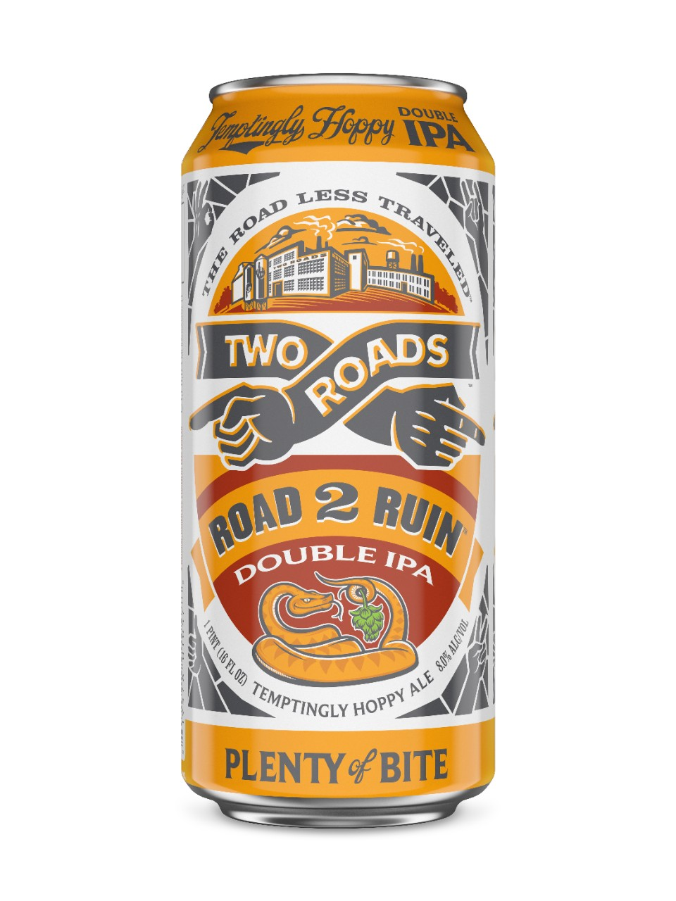 Image for Two Roads Brewing Road to Ruin IPA from LCBO