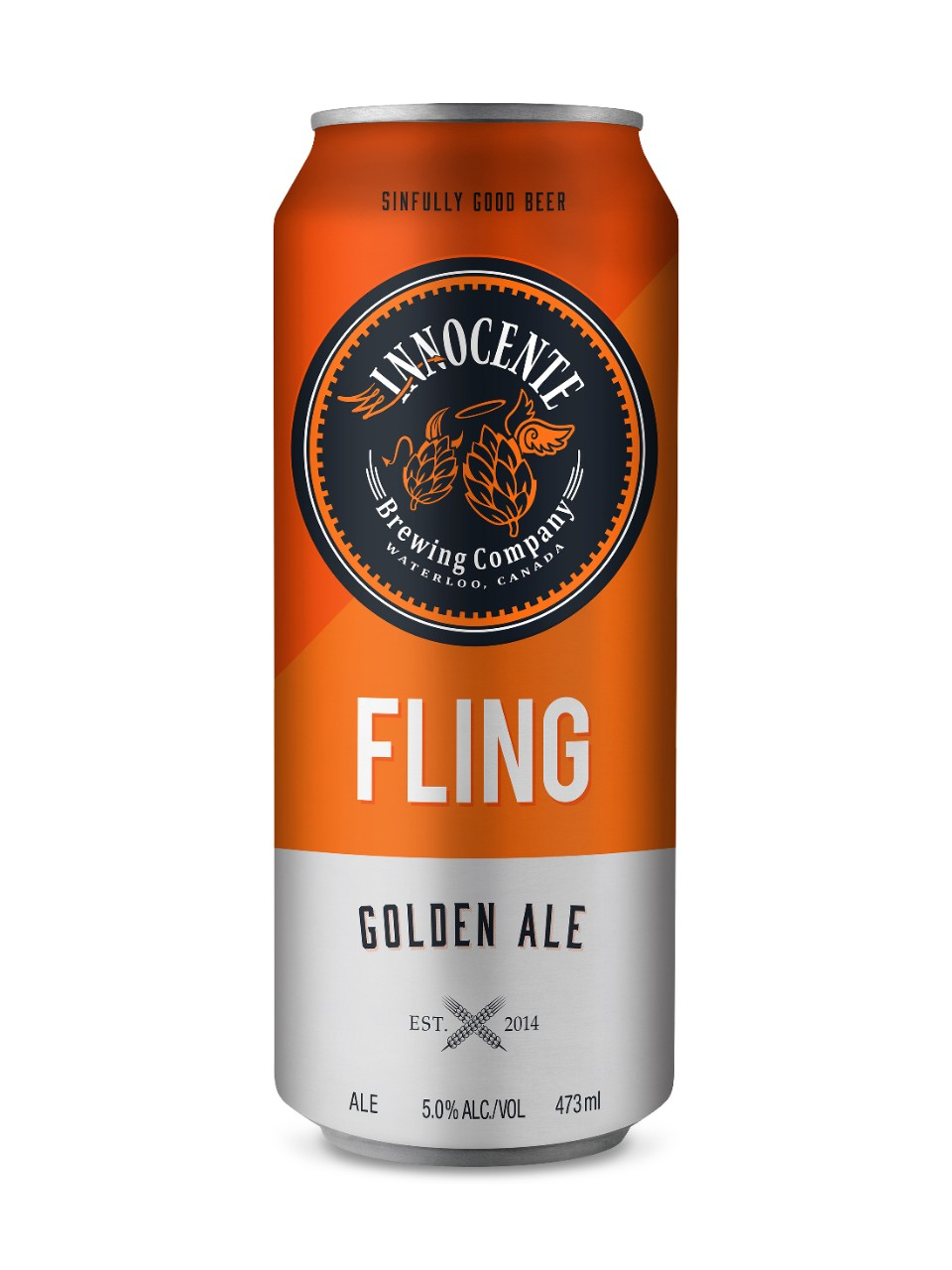 Image for Innocente Fling Golden Ale from LCBO