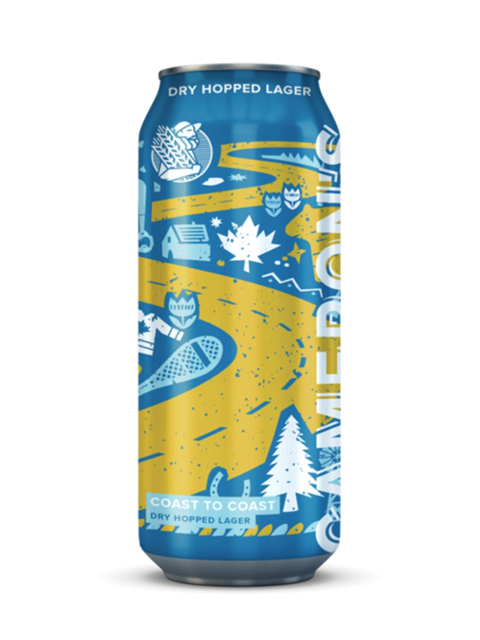 Image for Cameron's 12 Mile Lager from LCBO