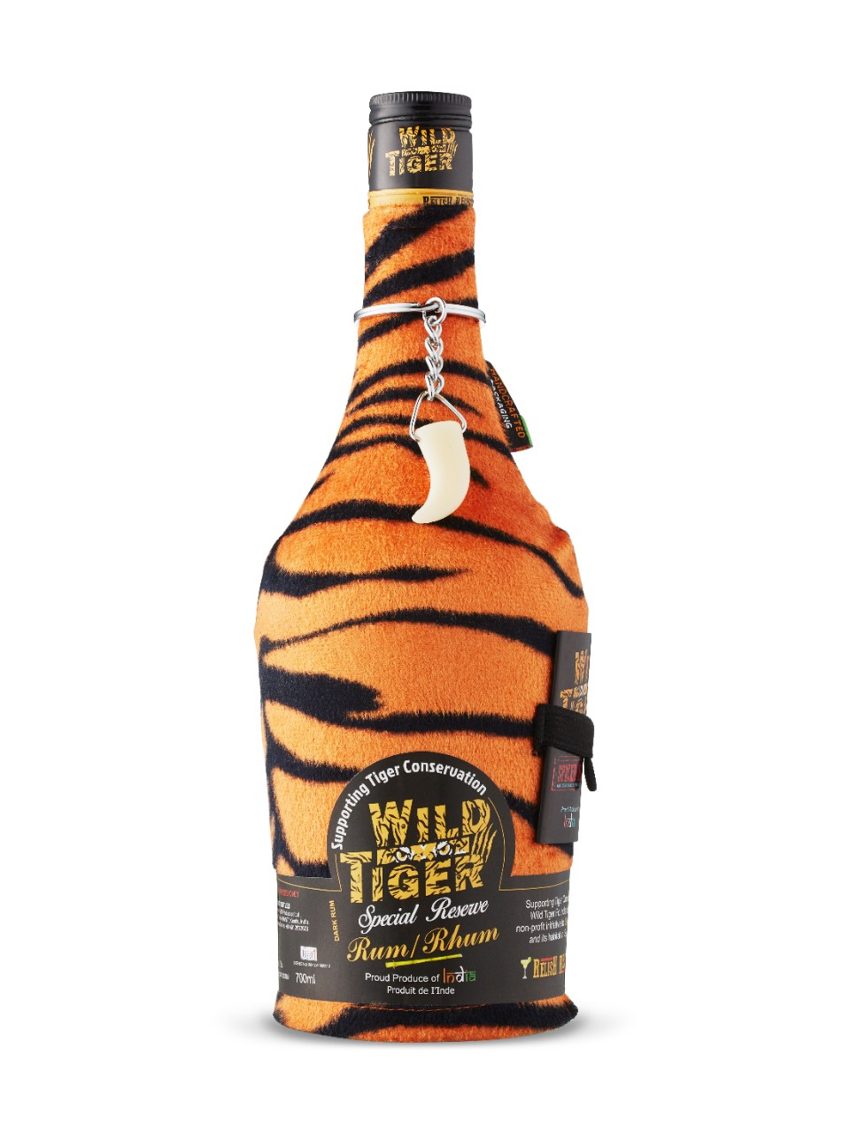 Image for Wild Tiger Special Reserve Rum from LCBO