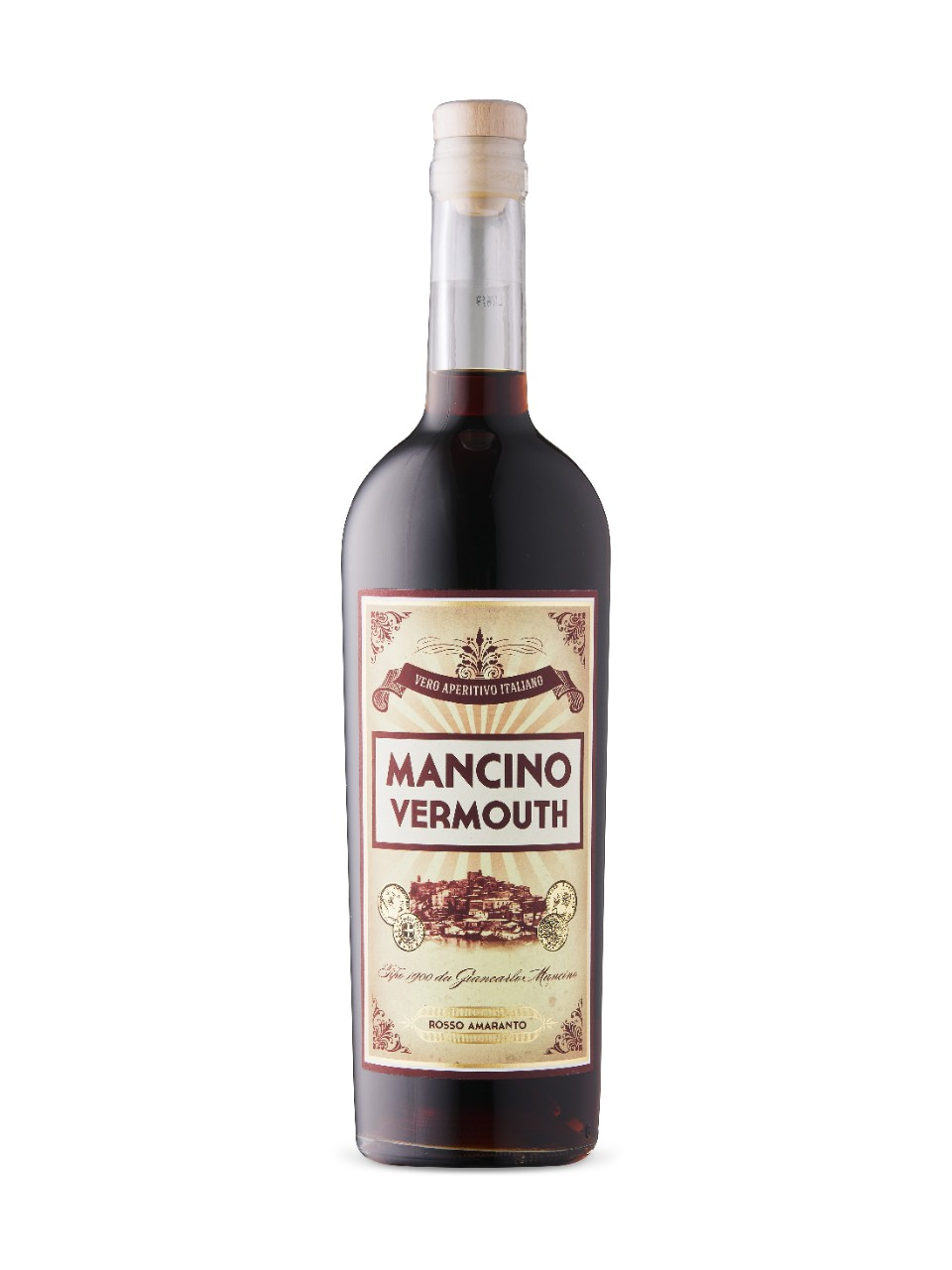 Rosso Amaranto Vermouth from LCBO