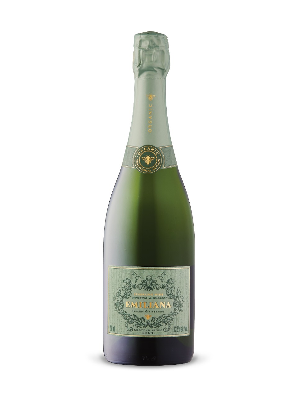 Image for Emiliana Organic Brut Sparkling from LCBO