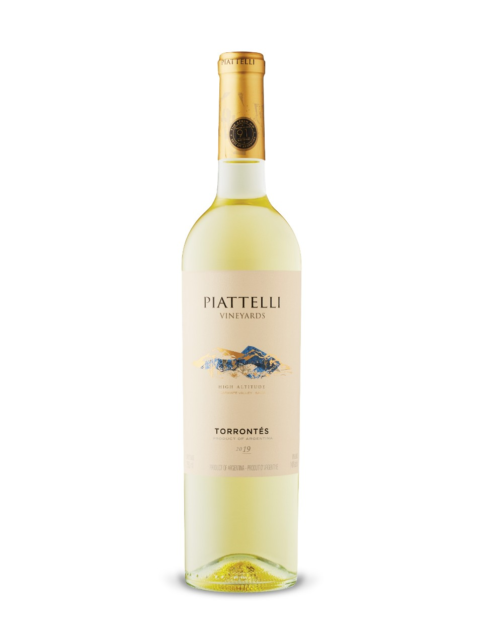 Image for Piattelli Reserve Torrontés 2017 from LCBO