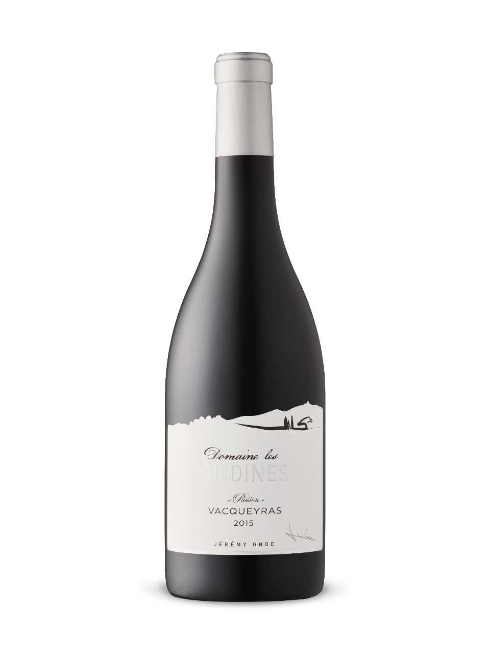 Image for Domaine les Ondines Passion Vacqueyras 2015 from LCBO