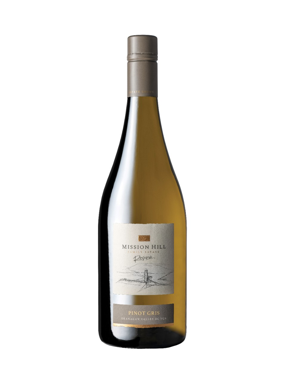 Image for Mission Hill Reserve Pinot Gris 2018 from LCBO