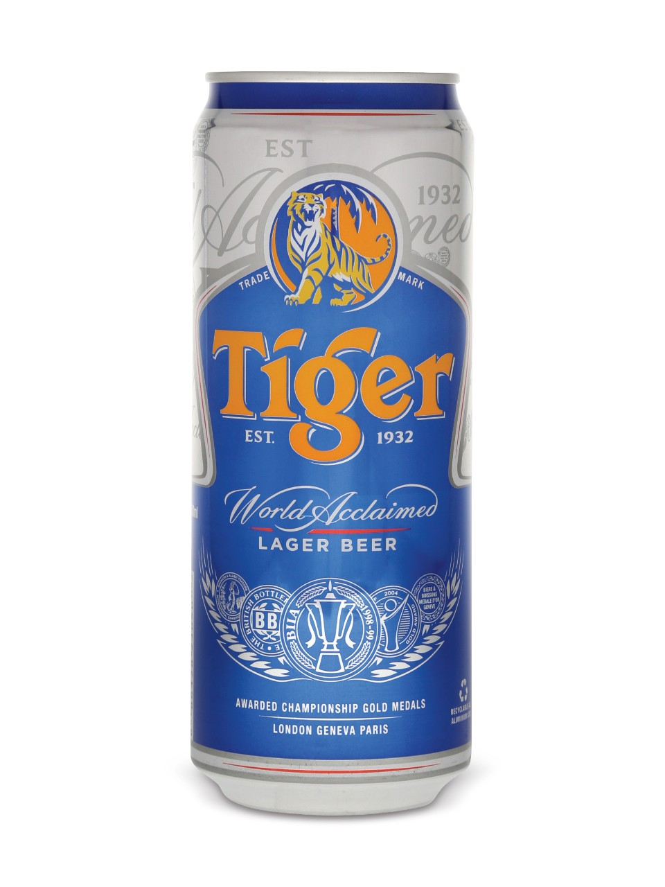 Image for Tiger Beer from LCBO