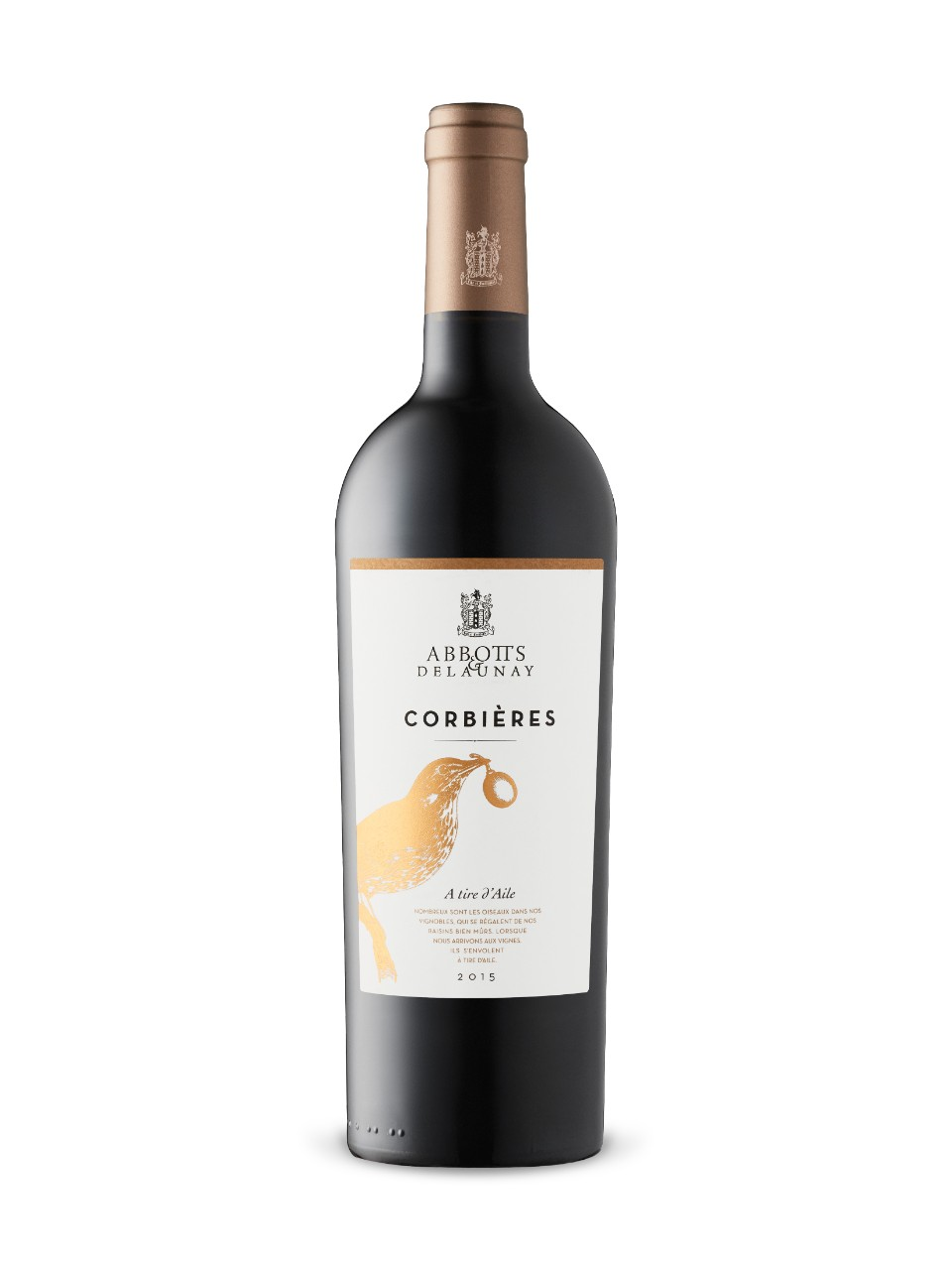 Image for Abbotts & Delaunay Corbières 2015 from LCBO