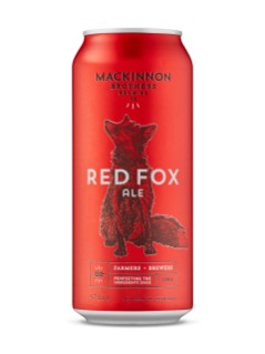 MacKinnon Brewing Red Fox Ale