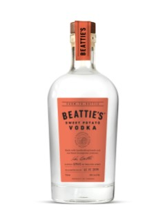 Beattie's Sweet Potato Vodka