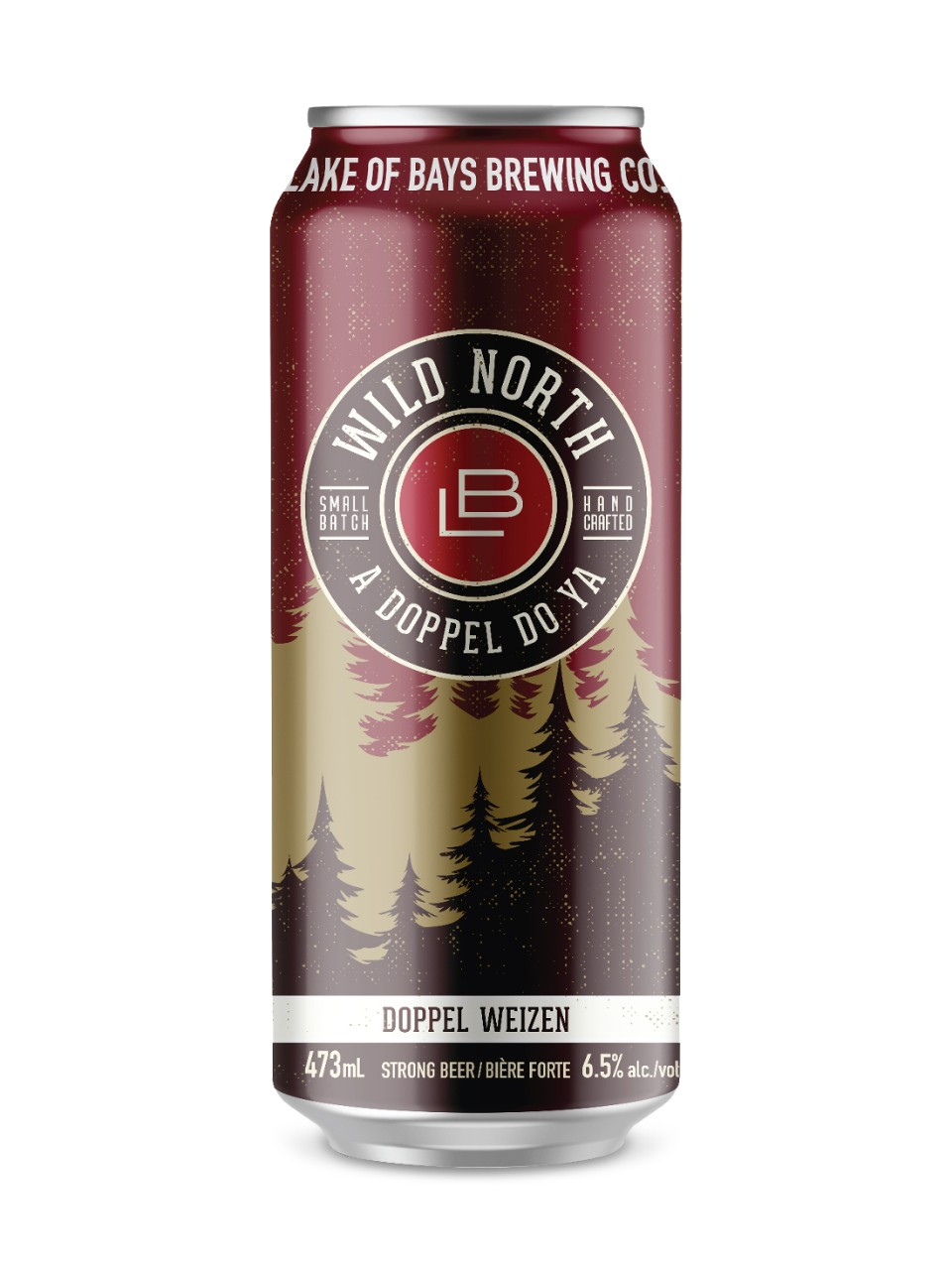 Lake Of Bays A Doppel Do Ya Red Wheat Ale