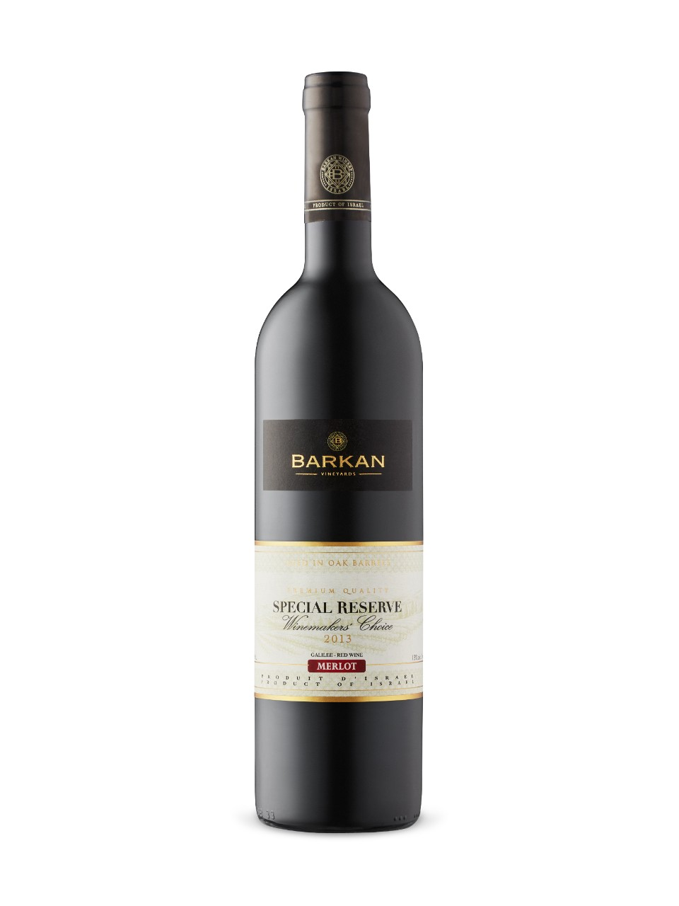 Image for Barkan Winemakers Choice Special Reserve Merlot from LCBO