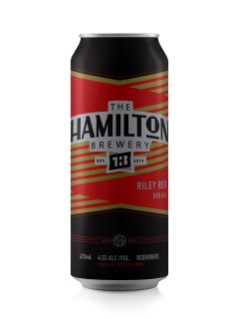 The Hamilton Brewery Riley Red